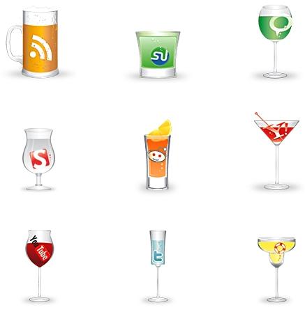 Cheers! Icon Set