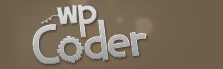 WPCoder Logo