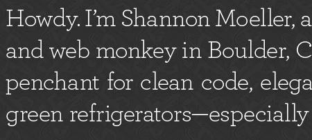 Shannon Moeller