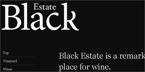 http://www.blackestate.co.nz/
