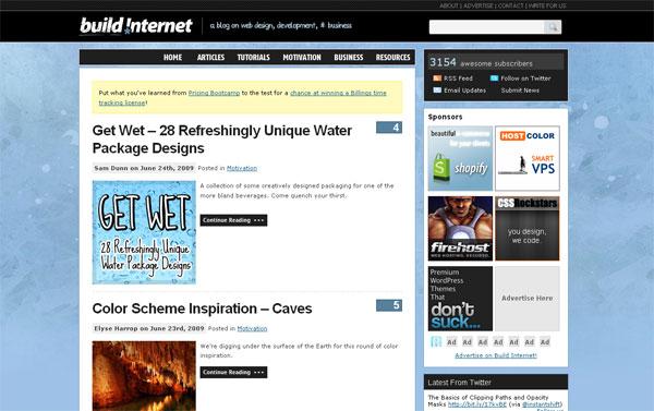 Build Internet!