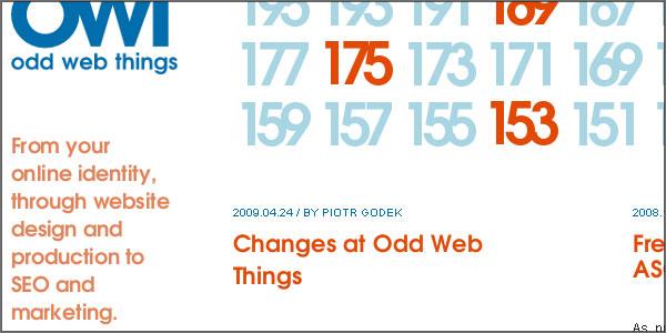 http://oddwebthings.com/