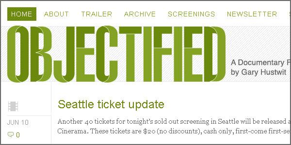 http://www.objectifiedfilm.com/