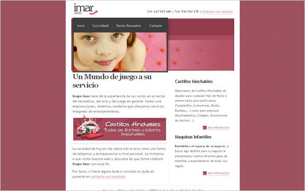 grafika i dizayn  40 веб сайтов в розовых тонах