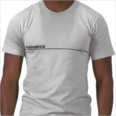 Helvetica American Apparel