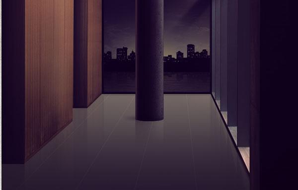 Realistic Night Scene