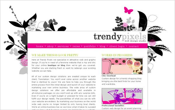 Trendy Pixels