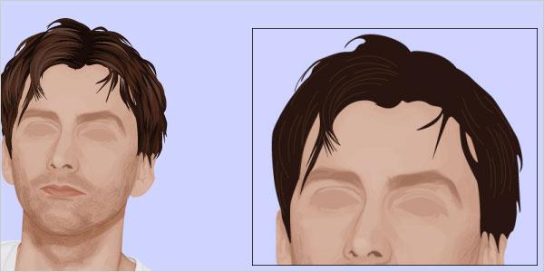 Realistic Face Illustrator