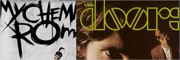 Fonts Band Logos