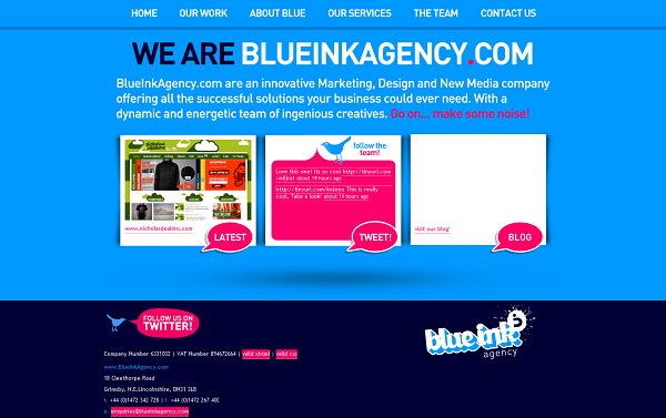 Blue Inc Agency
