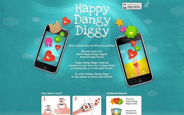 Happy Dangy Diggy