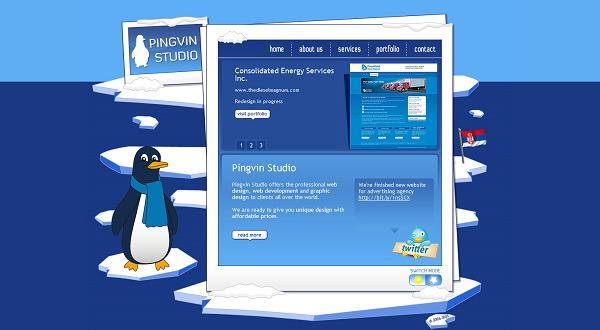 Pingvin Studio