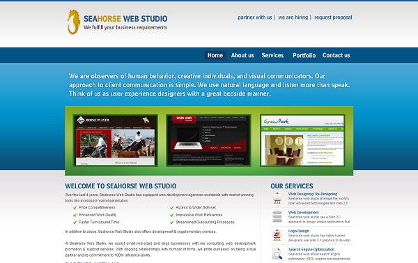 Seahorse Web Studio