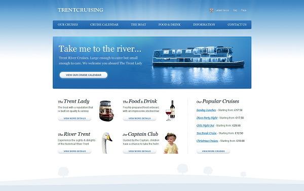 Trent Cruising