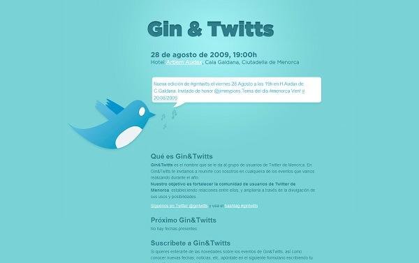 Gin n' Twits