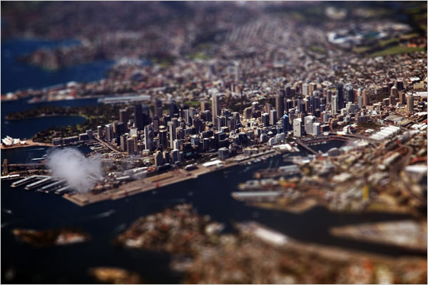 Sydney Miniatures No.3