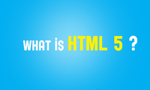 what-is-html5