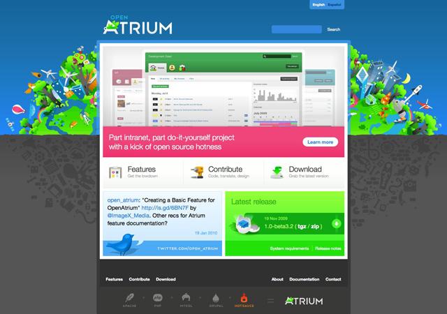 Open Atrium