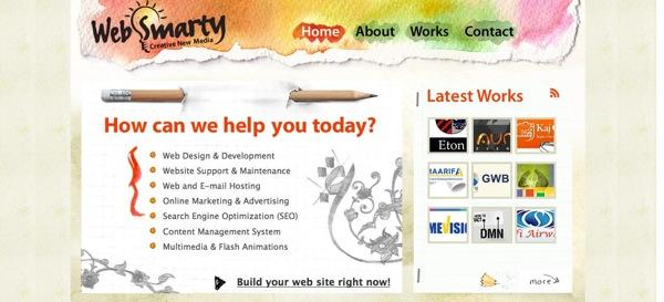 Web Smarty