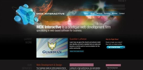 MDX Interactive