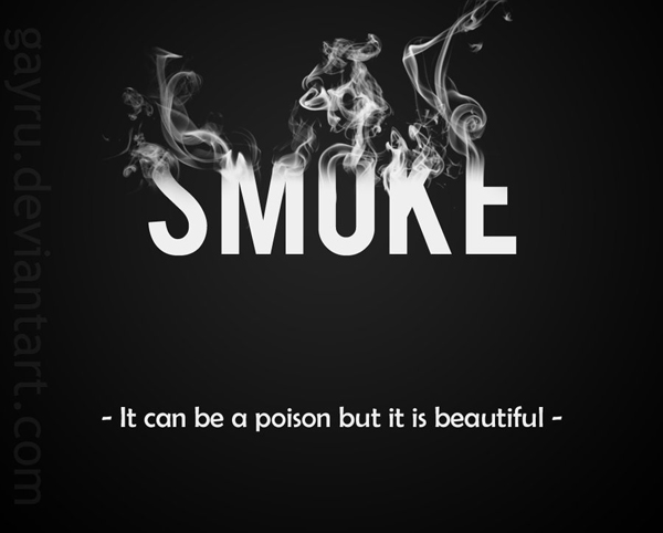 Smoke by MoshGraphy